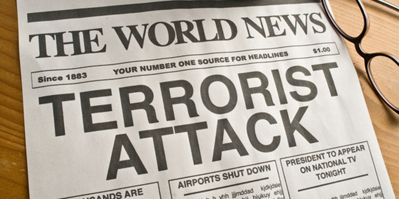 Will travel insurance cover a terrorist attack?